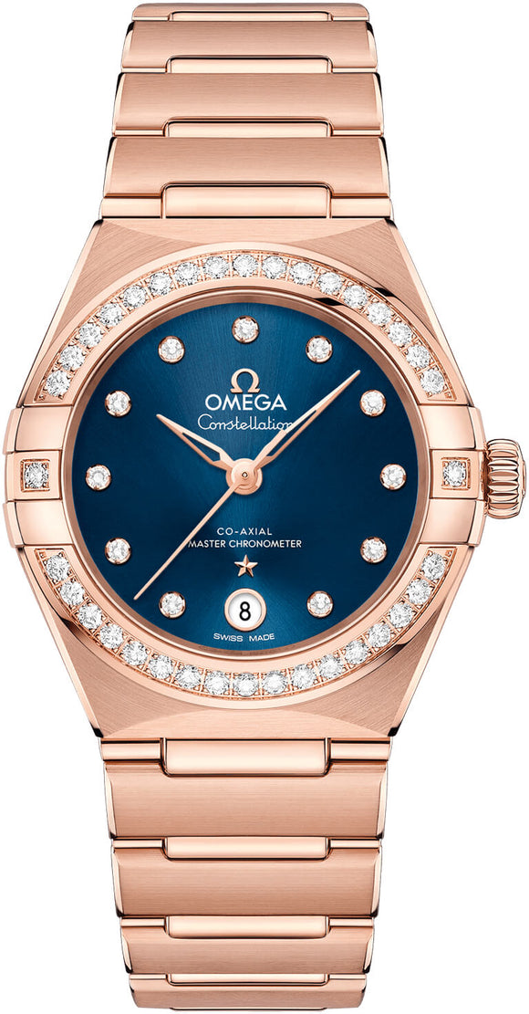 Omega Constellation Manhattan Co-Axial Master Chronometer 29mm 131.55.29.20.53.001