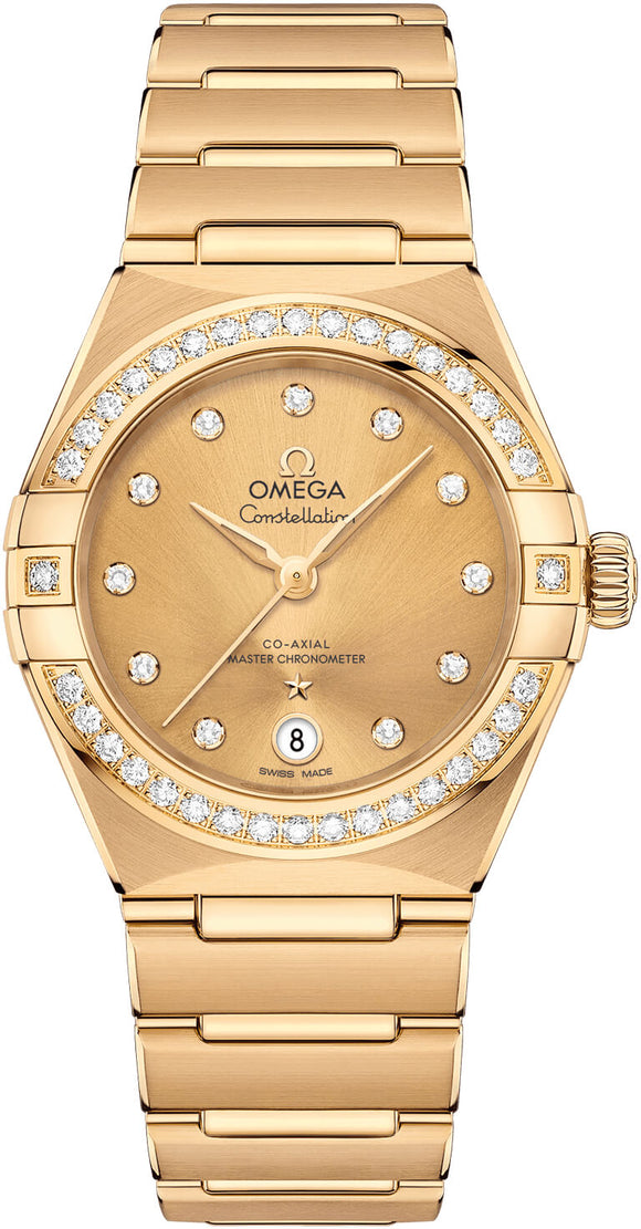 Omega Constellation Manhattan Co-Axial Master Chronometer 29mm 131.55.29.20.58.001