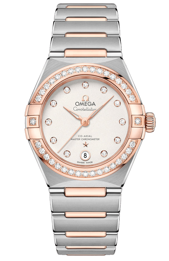 Omega Constellation Manhattan Co-Axial Master Chronometer 29mm 131.25.29.20.52.001