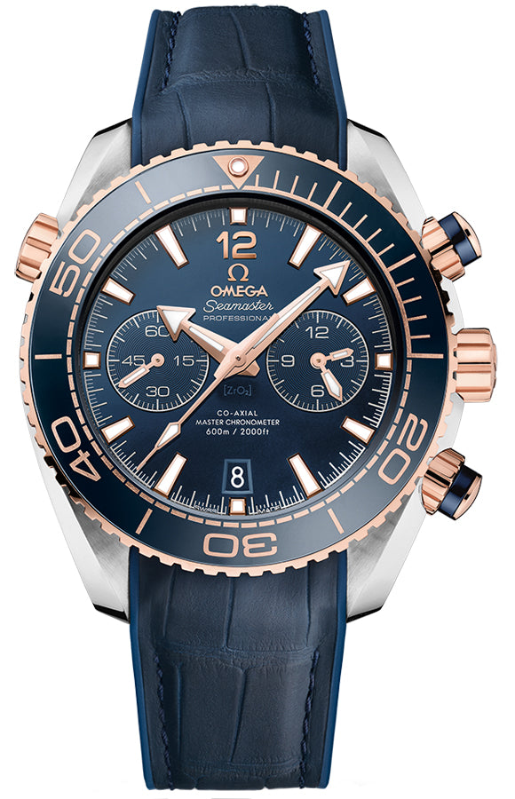Omega Planet Ocean 600m Co-Axial Master Chronometer Chronograph 45.5mm 215.23.46.51.03.001