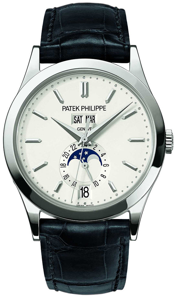 Patek Philippe Complications Annual Calendar 5396g-011