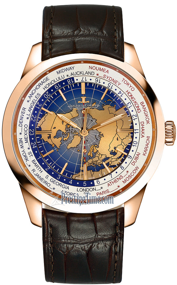 Jaeger LeCoultre Geophysic Universal Time 8102520