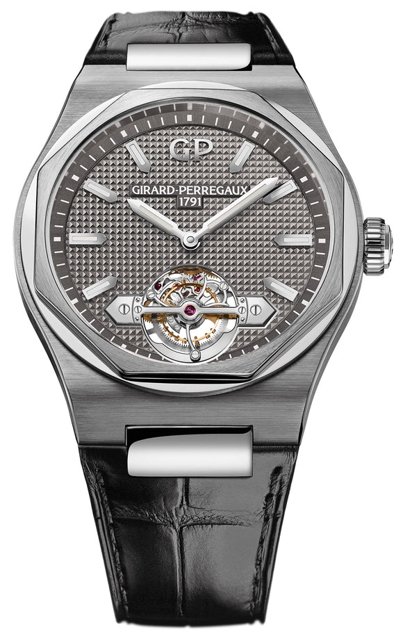 Girard Perregaux Laureato Tourbillon Automatic 45mm 99105-41-232-bb6a