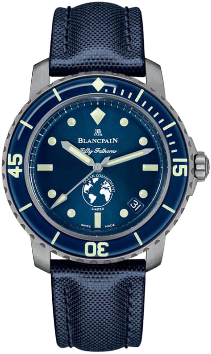 Blancpain Fifty Fathoms Automatic 5008-11b40-52a