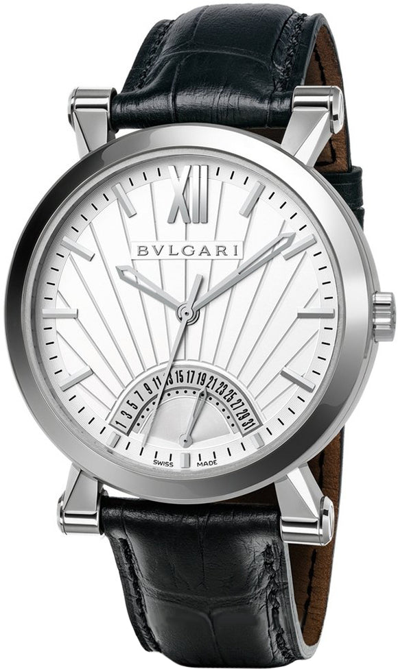 Bulgari Sotirio Bulgari Retrograde Date 42mm 101707