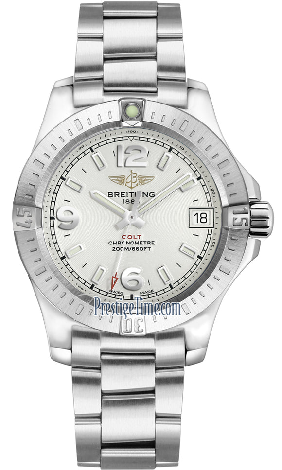 Breitling Colt Lady 36mm a74389111g1a1