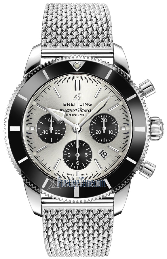Breitling Superocean Heritage II Chronograph 44 ab0162121g1a1