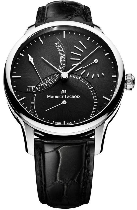 Maurice Lacroix Masterpiece Calendrier Retrograde Automatic mp6508-ss001-330