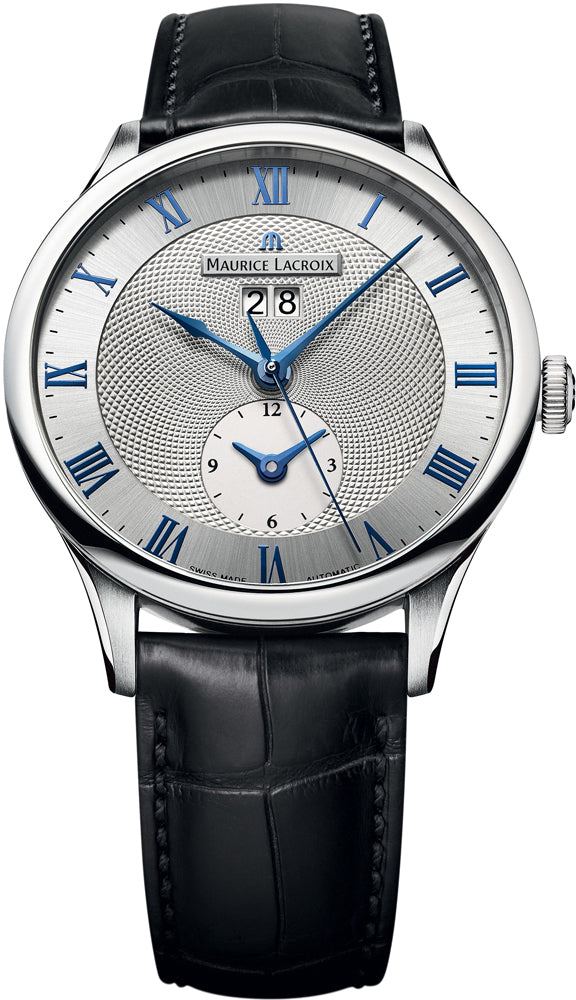 Maurice Lacroix Masterpiece Tradition Date GMT mp6707-ss001-110