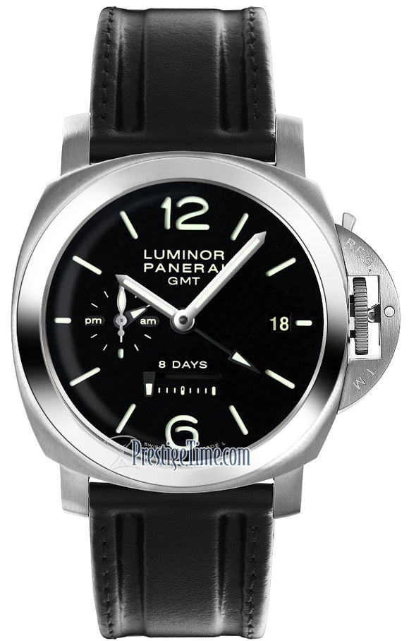 Panerai Luminor 1950 8 Days GMT Manual Wind 44mm pam00233