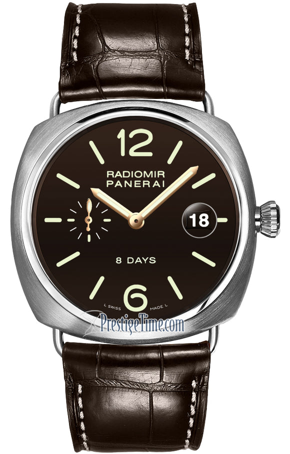 Panerai Radiomir 8 Days 45mm pam00346