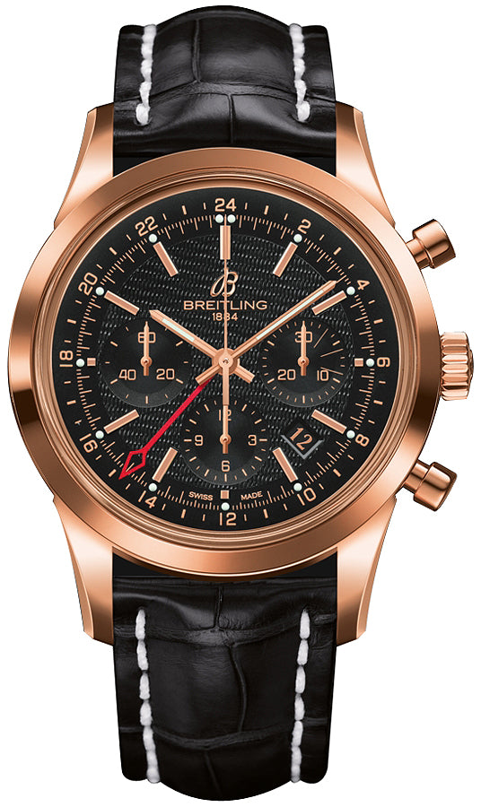 Breitling Transocean Chronograph GMT rb045112/bc68/743p