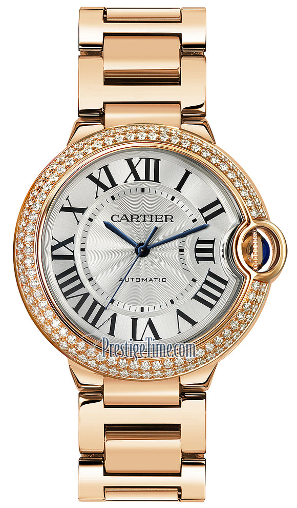 Cartier Ballon Bleu 36mm we9005z3