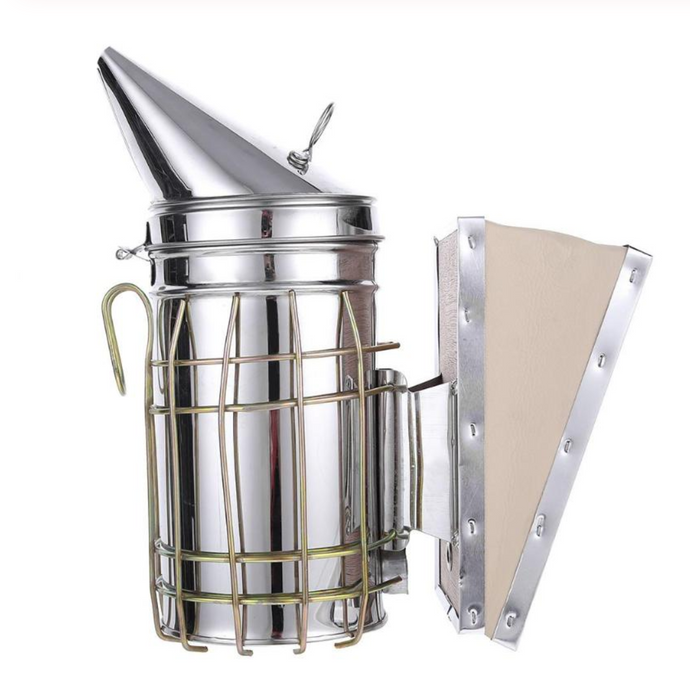 Stainless Steel Smoker, Large
