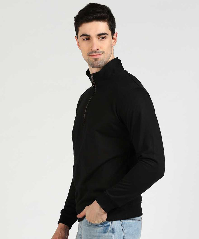 Black Forest Quarter Zip Sweatshirt