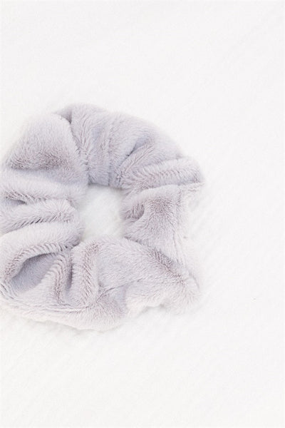 Soft Scrunchie - Blue