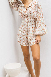 Diara Playsuit - Autumn