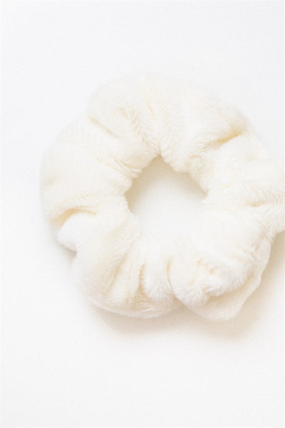 Soft Scrunchie - Cream