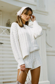 Meli Knit Sweater