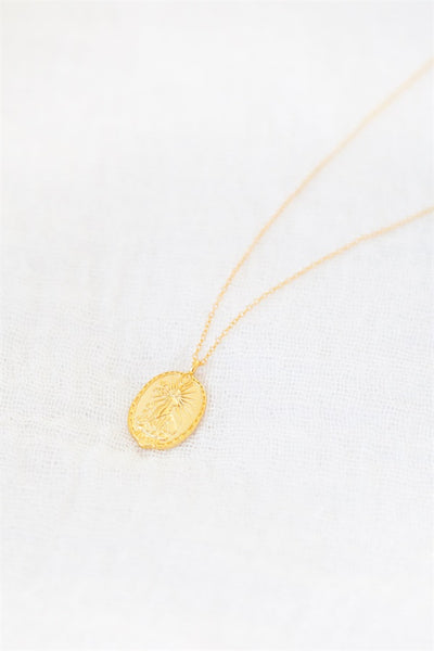 18K Radiance Necklace
