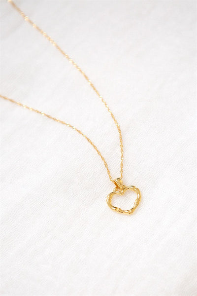 18K Orbit Necklace