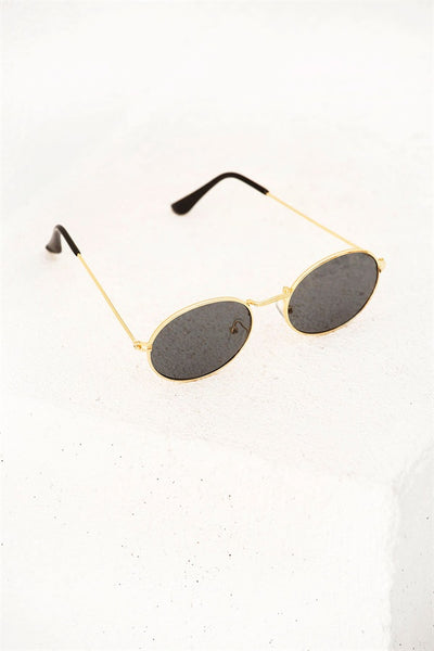Oval Amari Sunglasses