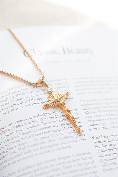Star Cross Necklace