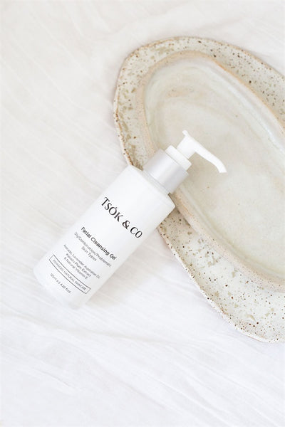 Tsok - Facial Cleansing Gel