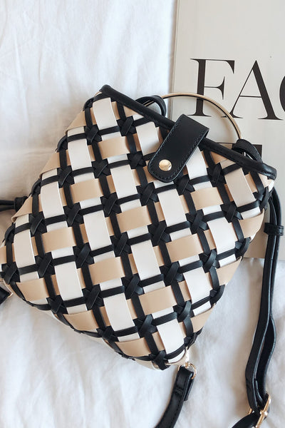 Lattice Mini Backpack