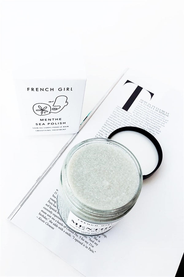 French Girl - Mint Sea Polish