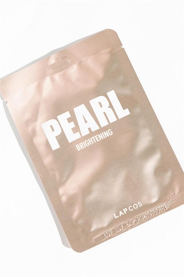 LAPCOS - Pearl Daily Skin Mask
