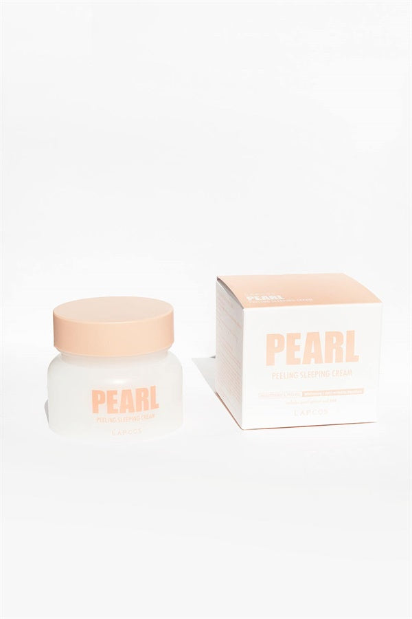 LAPCOS - Pearl Sleeping Cream