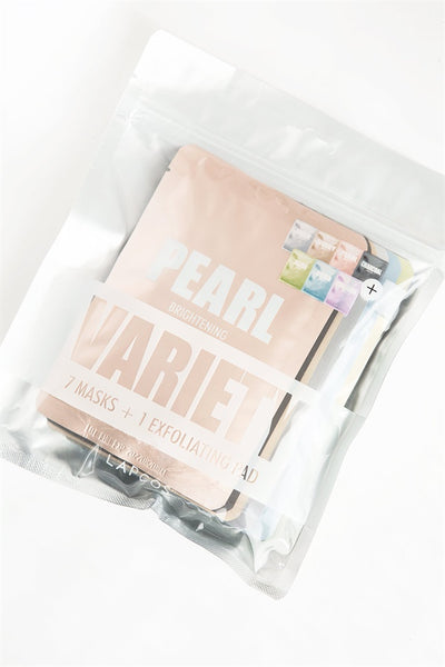 LAPCOS - Variety Skin Mask 7 Pack