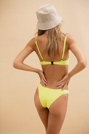 Isla Brazilian Bottom - Fluro