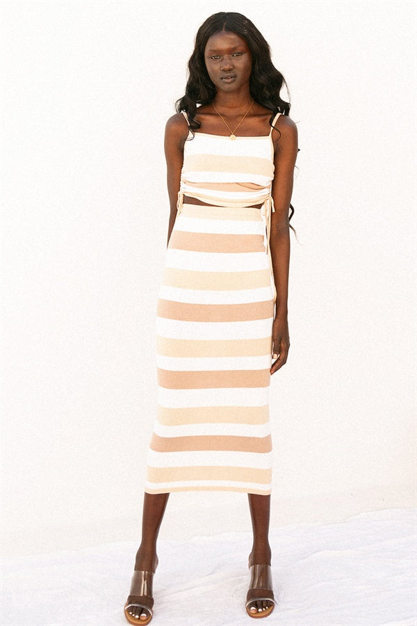 SAMPLE-Leti Skirt - Stripe