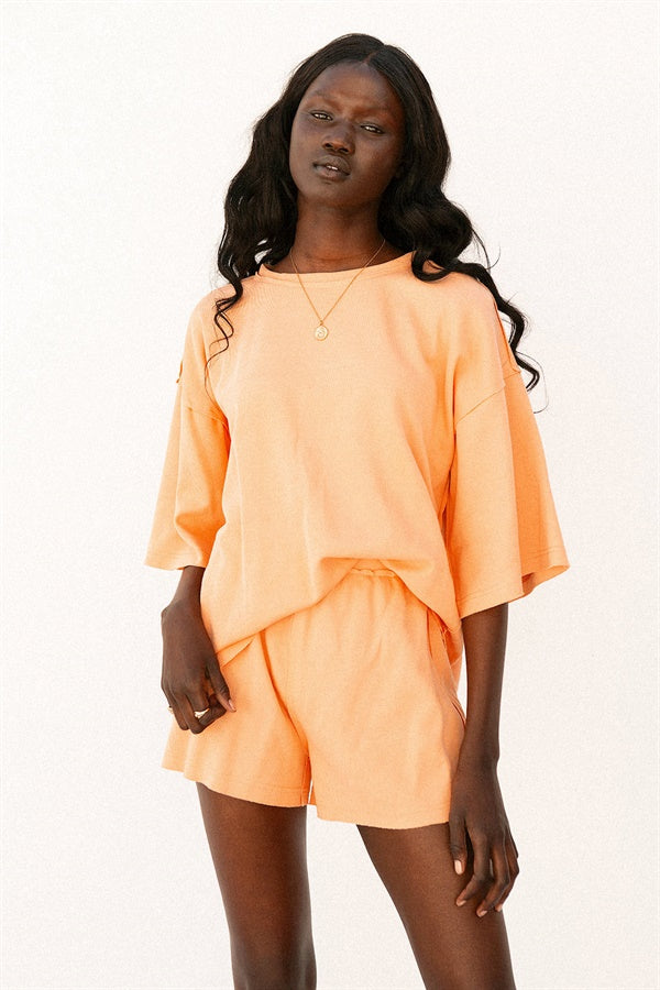 Wanderer Shorts - Orange