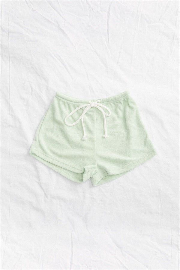 Scout Shorts - Green