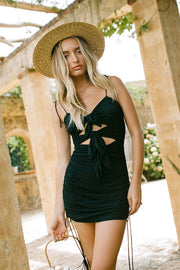 Amorita Dress - Black