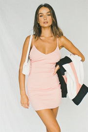 SAMPLE-Coral Dress
