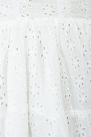 Eyelet Cantrell Dress