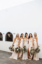 SAMPLE-Florence Bridesmaid Dress - Blush