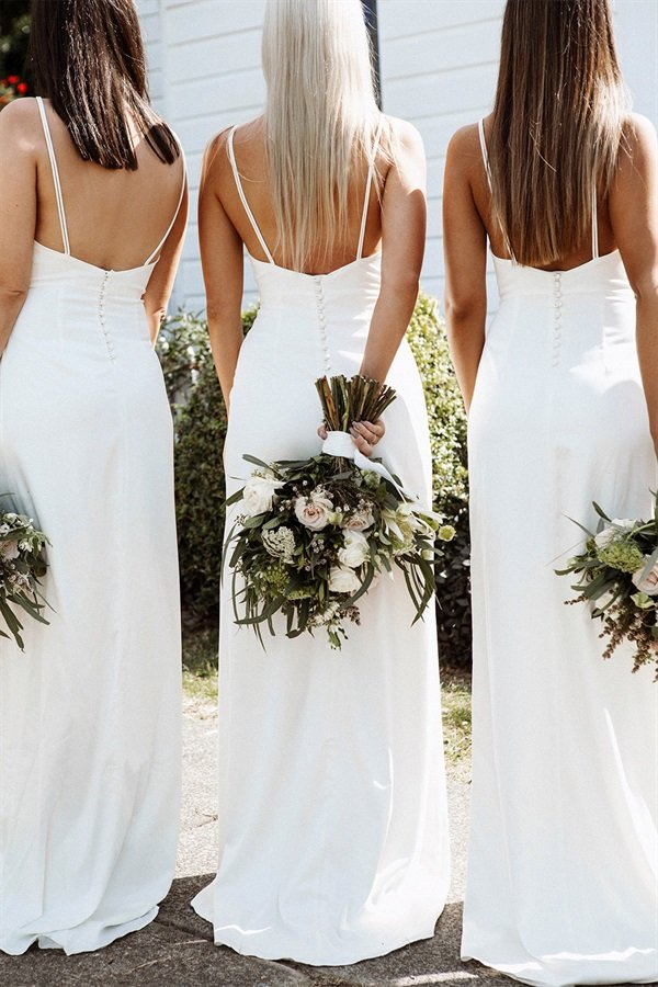 Florence Bridesmaid Dress - Ivory