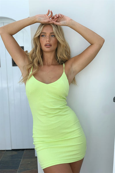 SAMPLE-Limoncello Dress