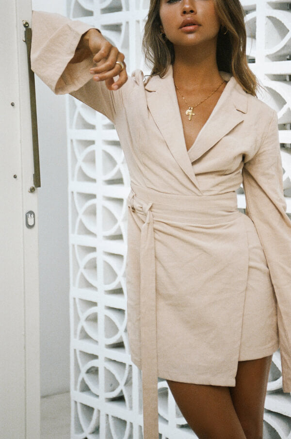 SAMPLE-Marina Blazer Dress