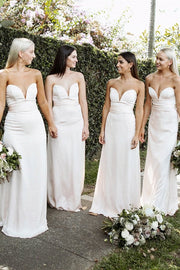 SAMPLE-Milan Bridesmaid Dress - Blush