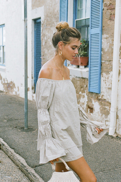 Off Shoulder Ora Dress