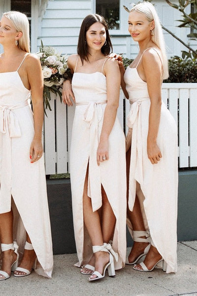 SAMPLE-Roma Bridesmaid Dress - Blush