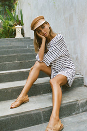 Stripe Ava Dress