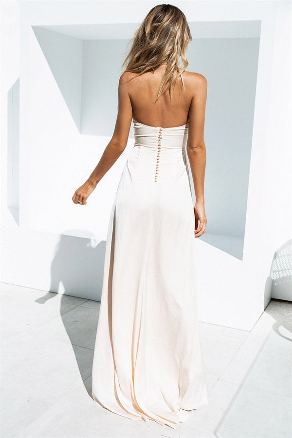 Venice Bridesmaid Dress - Blush