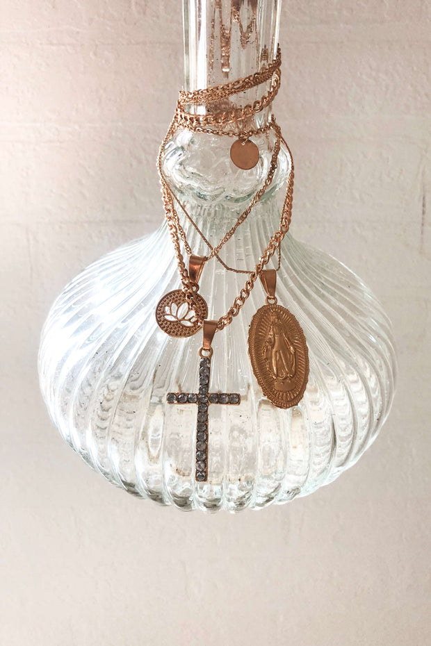 Mary Layered Necklace